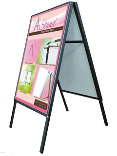 SignStand-Display