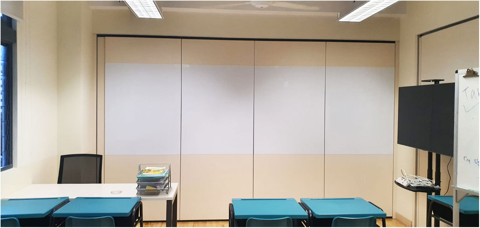 GDMag Magnetic Whiteboard System