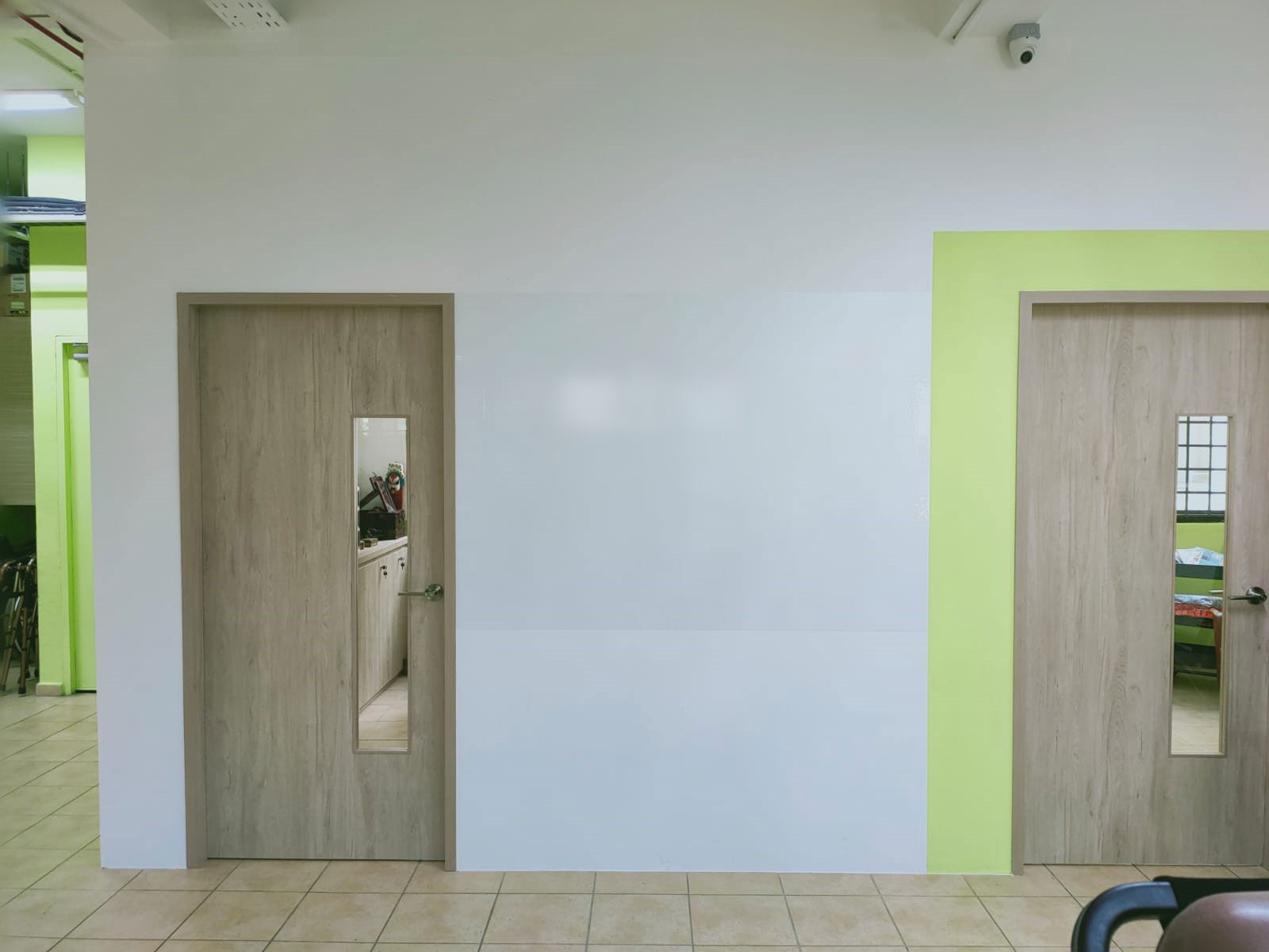 Visual Magnetics Whiteboard